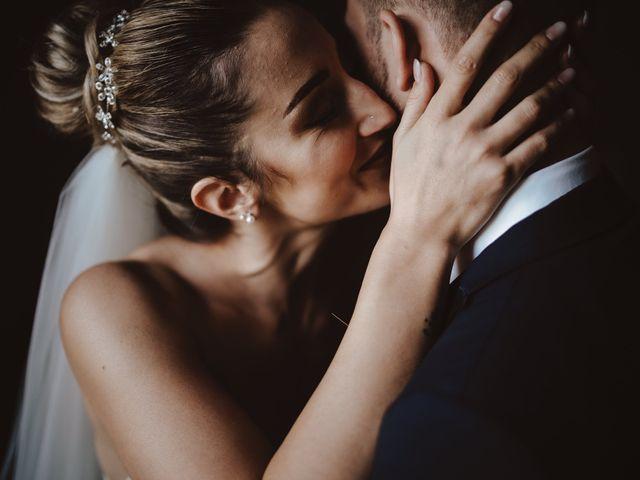 Il matrimonio di Jonathan e Giulia a Chiusdino, Siena 30