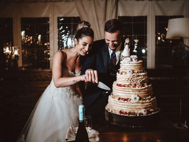 Il matrimonio di Jonathan e Giulia a Chiusdino, Siena 35