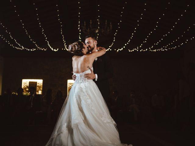Il matrimonio di Jonathan e Giulia a Chiusdino, Siena 36