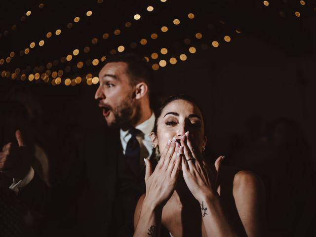 Il matrimonio di Jonathan e Giulia a Chiusdino, Siena 39