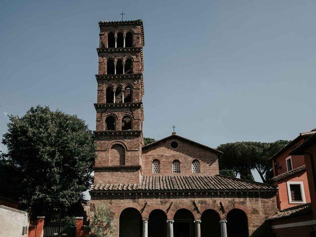Il matrimonio di Cristina e Alessandro a Roma, Roma 28