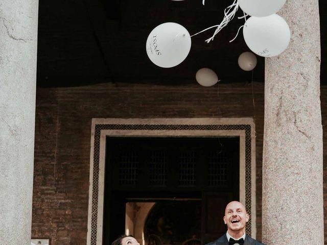 Il matrimonio di Cristina e Alessandro a Roma, Roma 45