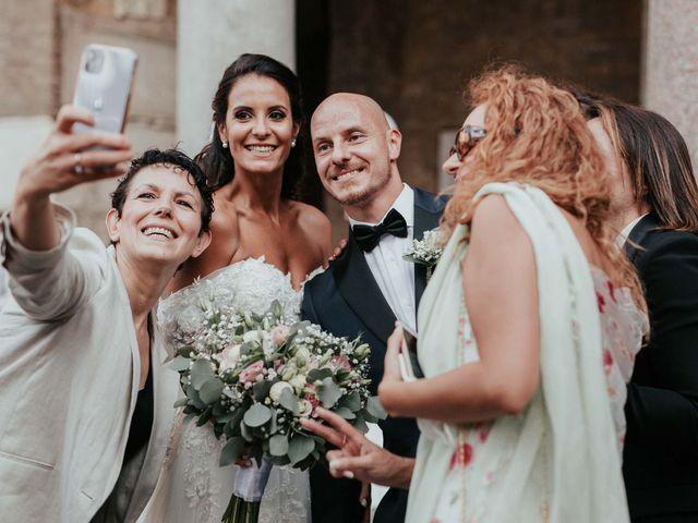 Il matrimonio di Cristina e Alessandro a Roma, Roma 47