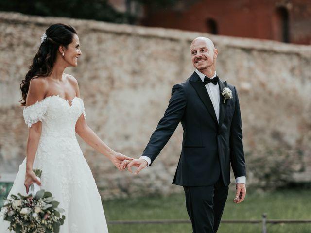 Il matrimonio di Cristina e Alessandro a Roma, Roma 49