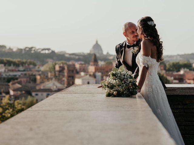 Il matrimonio di Cristina e Alessandro a Roma, Roma 2