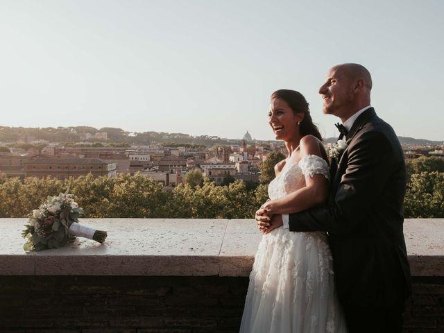 Il matrimonio di Cristina e Alessandro a Roma, Roma 53