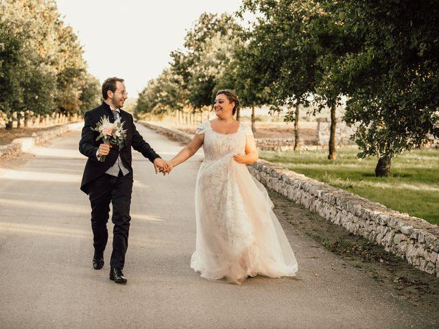 Il matrimonio di Nicola e Rosa a Altamura, Bari 37