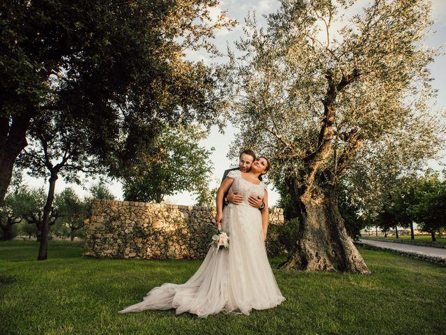 Il matrimonio di Nicola e Rosa a Altamura, Bari 38