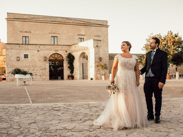 Il matrimonio di Nicola e Rosa a Altamura, Bari 39