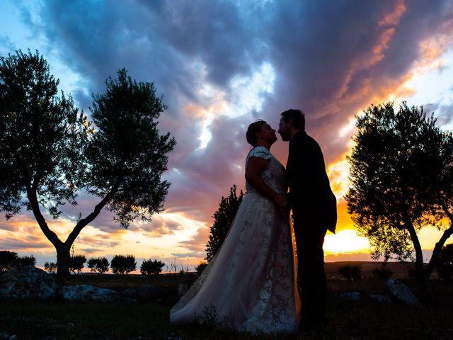 Il matrimonio di Nicola e Rosa a Altamura, Bari 40