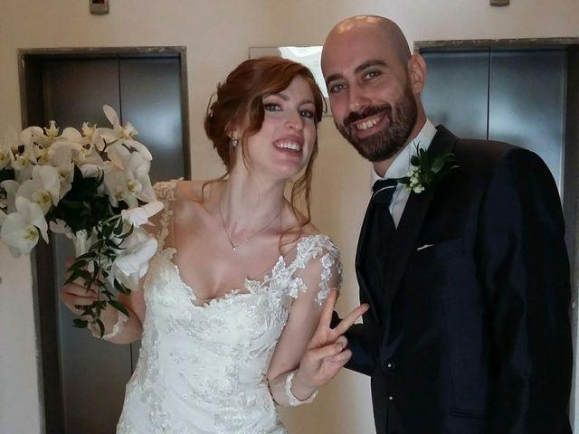 Le nozze di Antonia e Marco