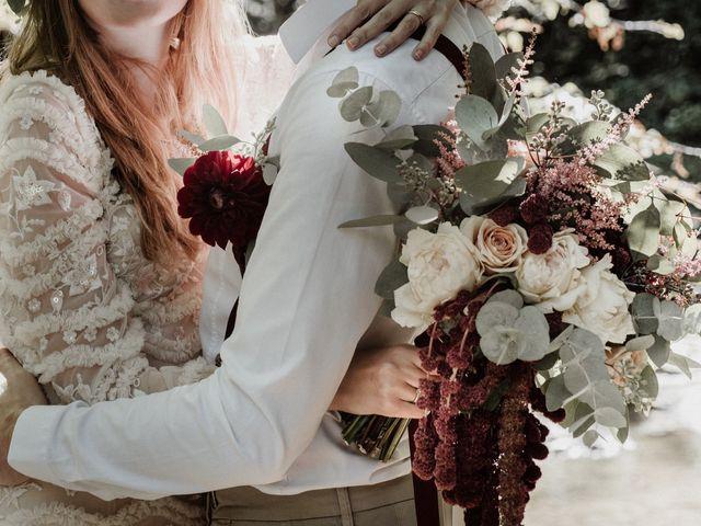 Il matrimonio di Mariano e Stefania a Ferrera di Varese, Varese 22