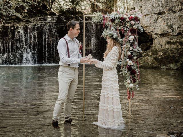 Il matrimonio di Mariano e Stefania a Ferrera di Varese, Varese 54