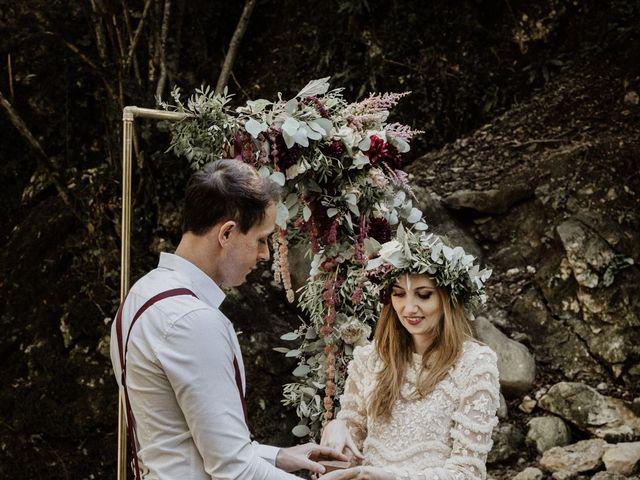 Il matrimonio di Mariano e Stefania a Ferrera di Varese, Varese 58