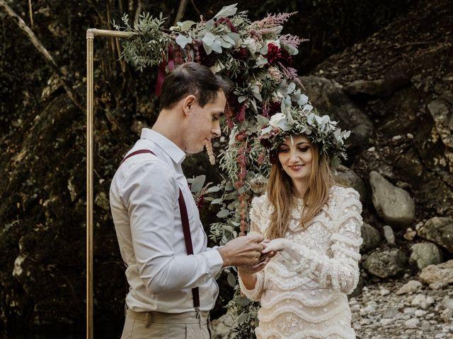 Il matrimonio di Mariano e Stefania a Ferrera di Varese, Varese 66