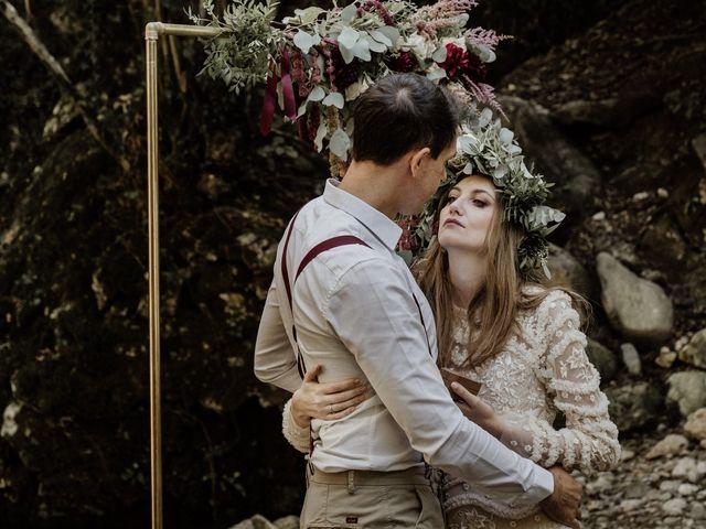Il matrimonio di Mariano e Stefania a Ferrera di Varese, Varese 75