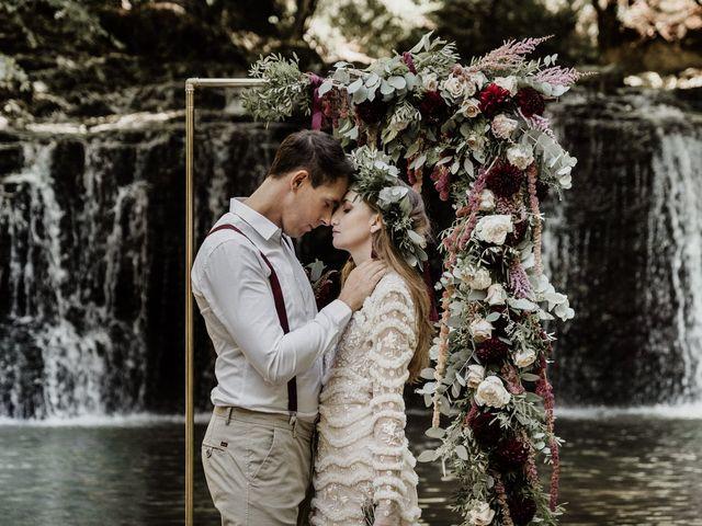 Il matrimonio di Mariano e Stefania a Ferrera di Varese, Varese 100