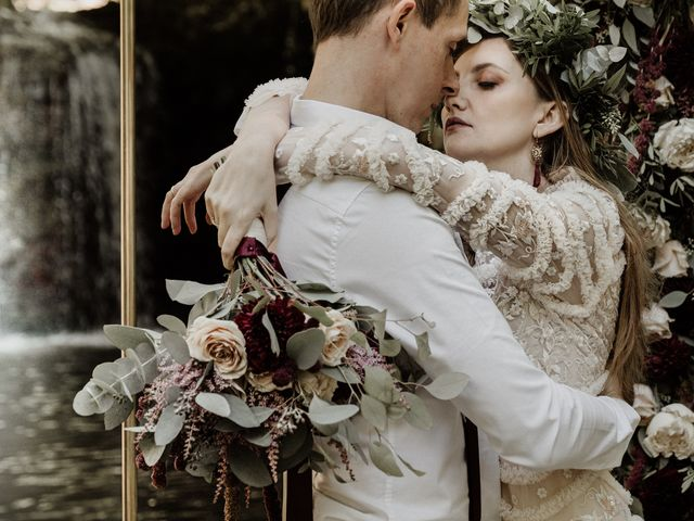 Il matrimonio di Mariano e Stefania a Ferrera di Varese, Varese 107