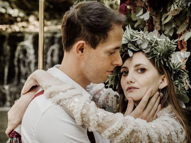 Il matrimonio di Mariano e Stefania a Ferrera di Varese, Varese 115