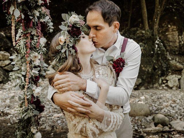 Il matrimonio di Mariano e Stefania a Ferrera di Varese, Varese 120