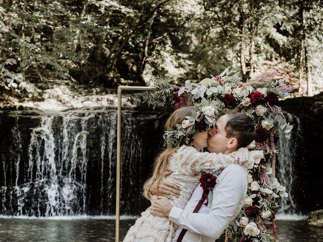 Il matrimonio di Mariano e Stefania a Ferrera di Varese, Varese 124