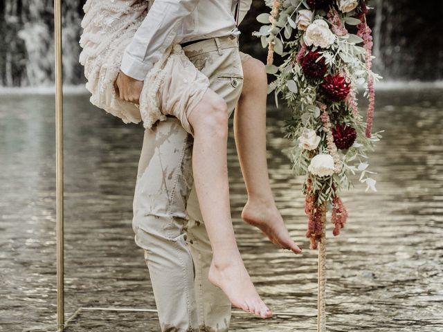 Il matrimonio di Mariano e Stefania a Ferrera di Varese, Varese 129