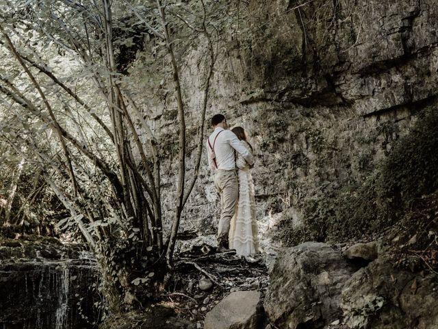 Il matrimonio di Mariano e Stefania a Ferrera di Varese, Varese 161