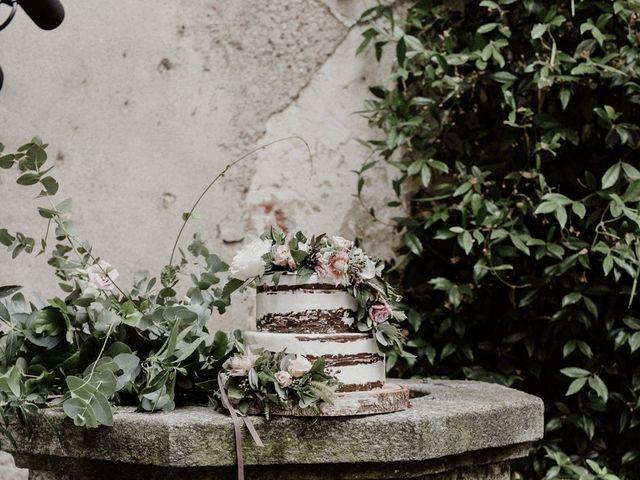 Il matrimonio di Mariano e Stefania a Ferrera di Varese, Varese 174