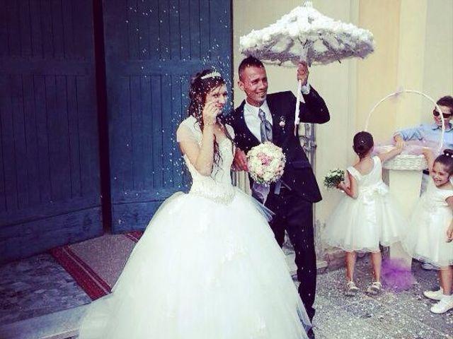 Il matrimonio di Riccardo e Elisa a Scandiano, Reggio Emilia 1