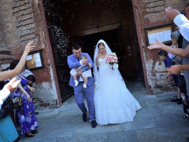 Il matrimonio di Salvator e Diana a Busca, Cuneo 12
