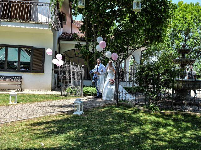 Il matrimonio di Salvator e Diana a Busca, Cuneo 17