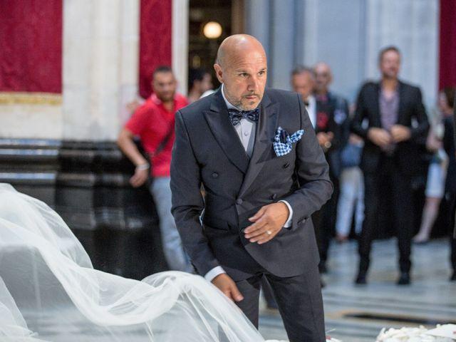 Il matrimonio di Sandro e Selena a Ragusa, Ragusa 42