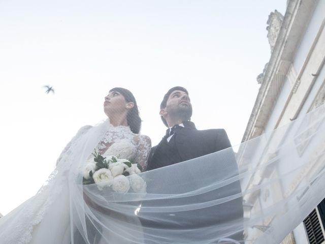 le nozze di Selena e Sandro