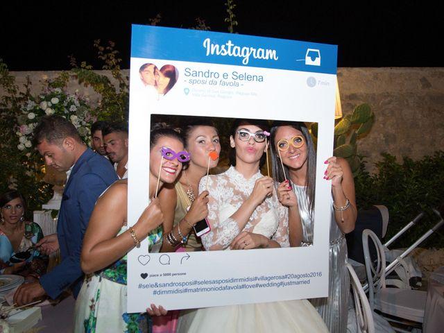Il matrimonio di Sandro e Selena a Ragusa, Ragusa 78