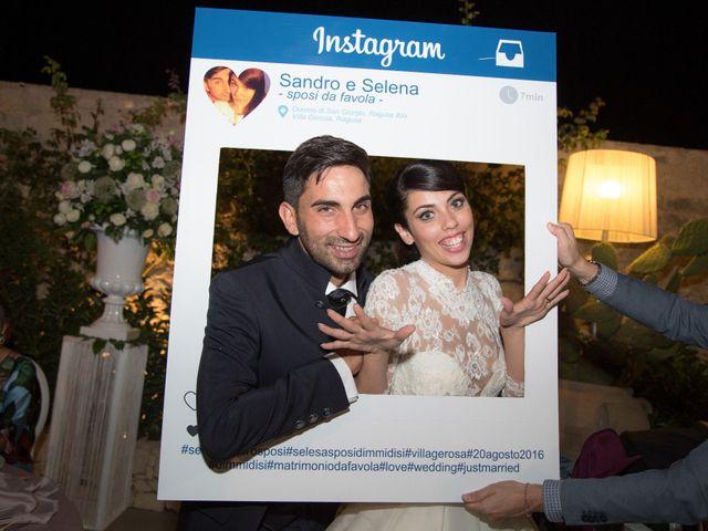 Il matrimonio di Sandro e Selena a Ragusa, Ragusa 80