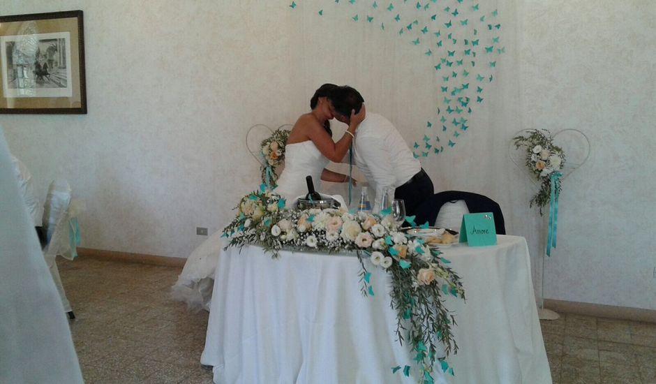 Il matrimonio di Zaninello ivano e Fabiani barbara  a Pradamano, Udine