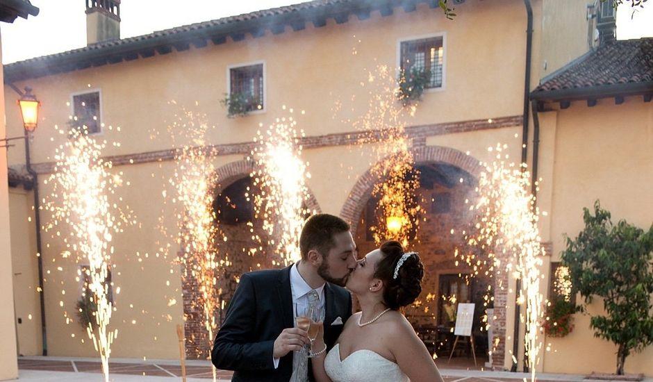 Il matrimonio di Denyse  e Michele  a Montecchio Precalcino, Vicenza