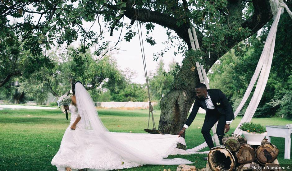 Il matrimonio di Anna Carla e David a Conversano, Bari
