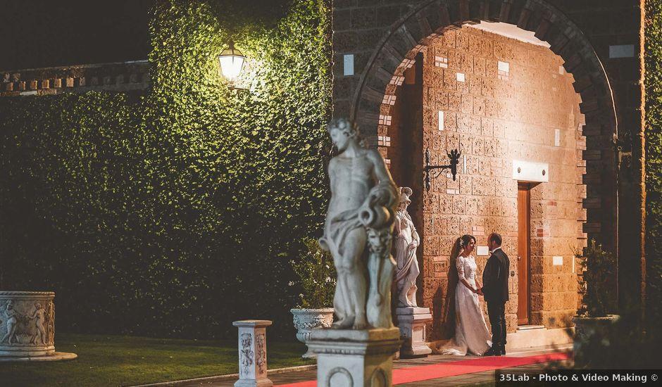 Il matrimonio di Maurizio e Giulia a Civita Castellana, Viterbo