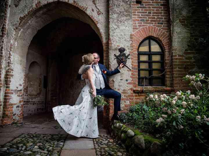 Le nozze di Ekaterina e Alberto