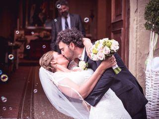 Le nozze di Andrea  e Tanya