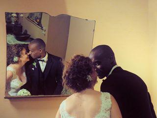 Le nozze di Priscilla e Henry