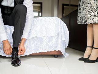 le nozze di Jennifer e Yandiel 3