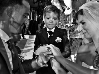 Le nozze di Savina e Luca