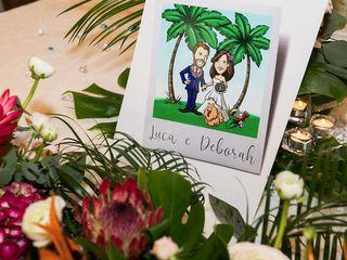 Le nozze di Deborah e Luca 1
