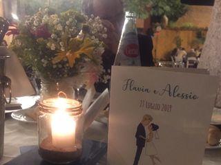 Le nozze di Alessio e Flavia 1