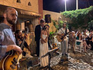 Le nozze di Alessio e Flavia