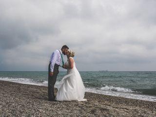 Le nozze di Luana e Francesco
