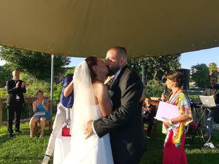 Le nozze di Tamara e Sergio