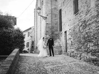 Le nozze di Cecilia e Flavio